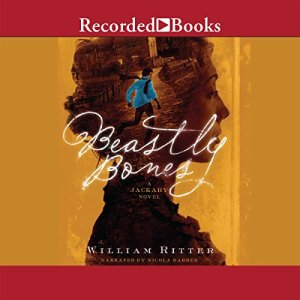 Beastly Bones audiobook cover art