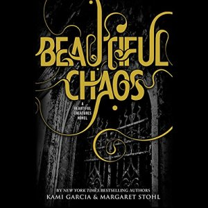Beautiful Chaos audiobook cover art