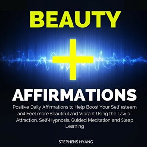 Beauty Affirmations audiobook cover art