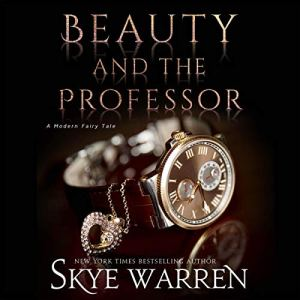 Beauty and the Professor audiobook cover art