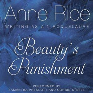 Beauty's Punishment audiobook cover art