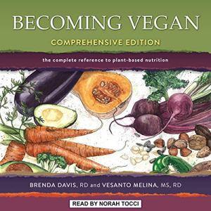 Becoming Vegan audiobook cover art