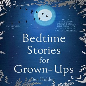 Bedtime Stories for Grown-ups audiobook cover art