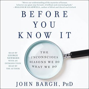 Before You Know It audiobook cover art