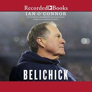 Belichick audiobook cover art