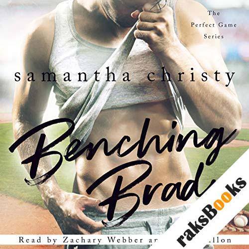 Benching Brady audiobook cover art