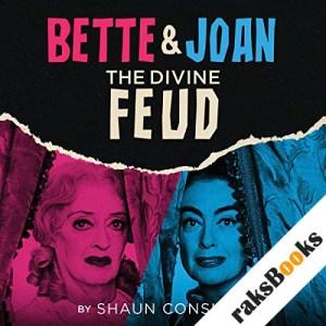 Bette & Joan audiobook cover art