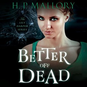 Better Off Dead audiobook cover art