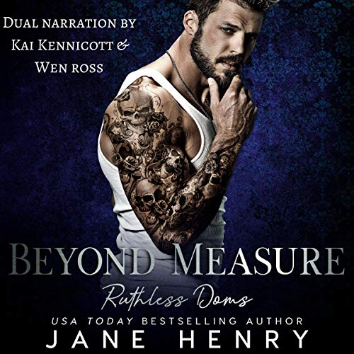 Beyond Measure audiobook cover art