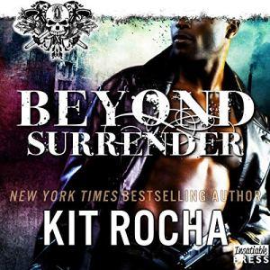 Beyond Surrender audiobook cover art