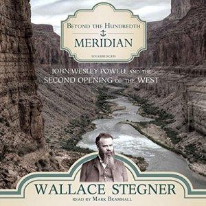 Beyond the Hundredth Meridian audiobook cover art