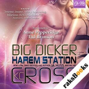 Big Dicker audiobook cover art