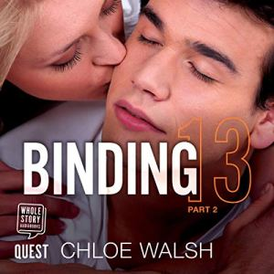 Binding 13: Part Two audiobook cover art