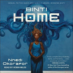 Binti: Home audiobook cover art