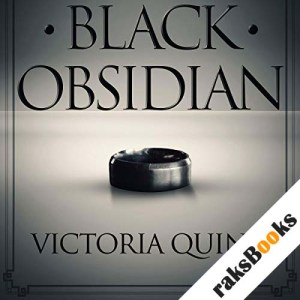 Black Obsidian audiobook cover art