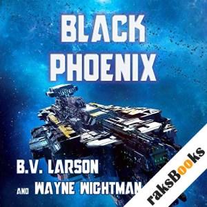 Black Phoenix audiobook cover art