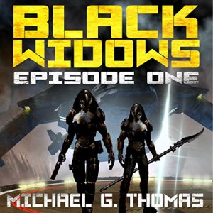 Black Widows, Episode 1 audiobook cover art