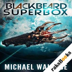 Blackbeard Superbox audiobook cover art