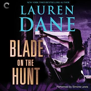 Blade on the Hunt audiobook cover art