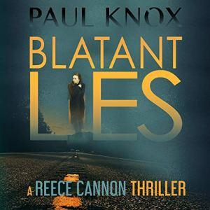 Blatant Lies audiobook cover art