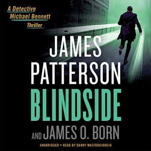 Blindside audiobook cover art
