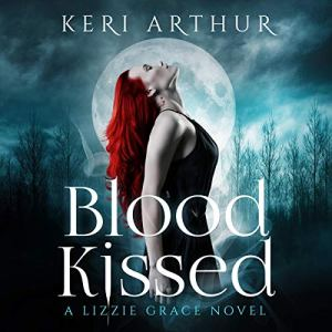 Blood Kissed audiobook cover art