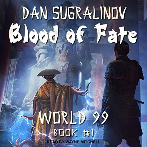 Blood of Fate audiobook cover art