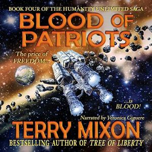 Blood of Patriots audiobook cover art