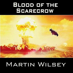 Blood of the Scarecrow audiobook cover art