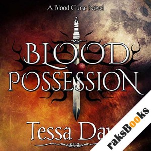 Blood Possession audiobook cover art