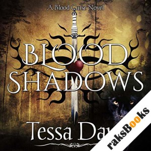 Blood Shadows audiobook cover art