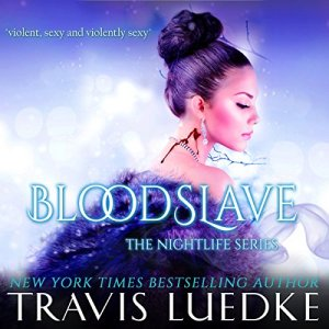 Blood Slave audiobook cover art