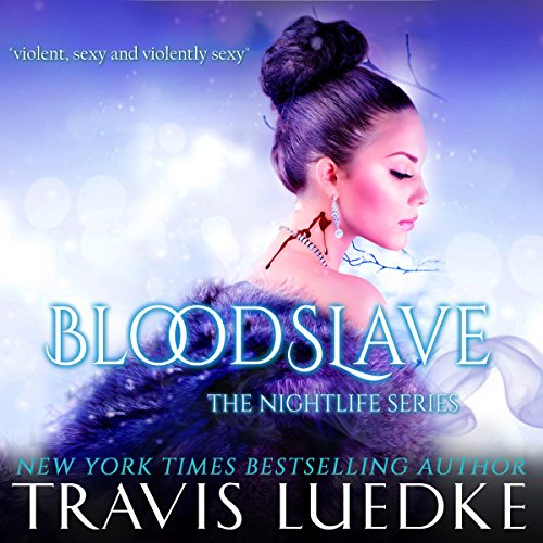 Blood Slave audiobook cover art