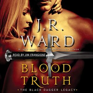 Blood Truth audiobook cover art