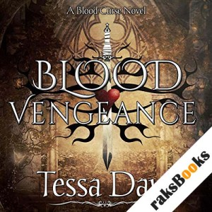 Blood Vengeance audiobook cover art