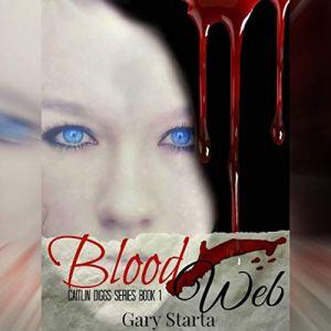 Blood Web audiobook cover art