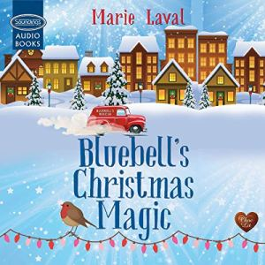 Bluebell's Christmas Magic audiobook cover art