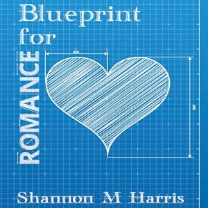 Blueprint for Romance audiobook cover art