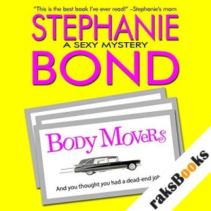 Body Movers audiobook cover art