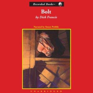 Bolt audiobook cover art