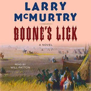 Boone's Lick audiobook cover art