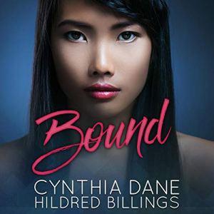 Bound audiobook cover art