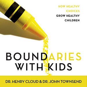 Boundaries with Kids audiobook cover art
