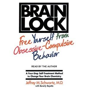Brain Lock audiobook cover art
