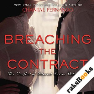 Breaching the Contract audiobook cover art