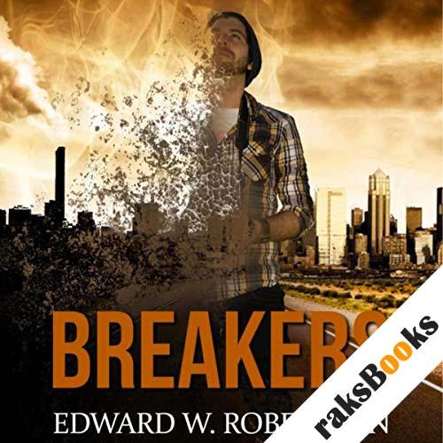 Breakers audiobook cover art