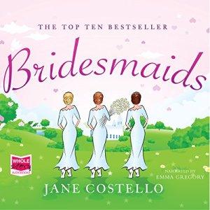 Bridesmaids audiobook cover art