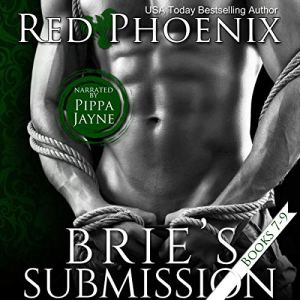Brie's Submission (Books 7-9) audiobook cover art