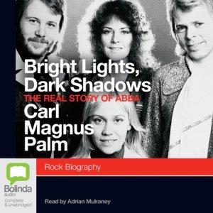 Bright Lights, Dark Shadows audiobook cover art