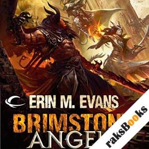 Brimstone Angels audiobook cover art